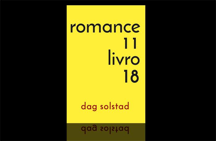romance 11, livro18 – Dag Solstad